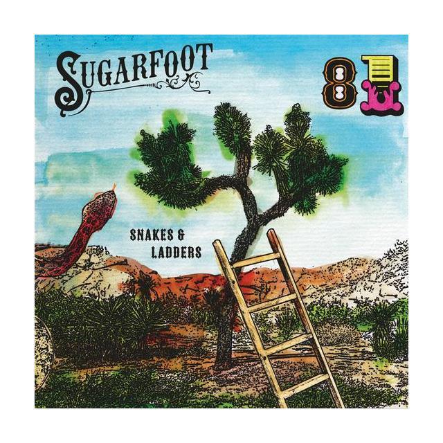 "Sugarfoot - Snakes & Ladders [7""]"