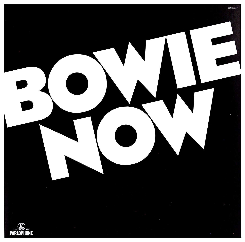 David Bowie - Bowie Now [LP] (White Vinyl)