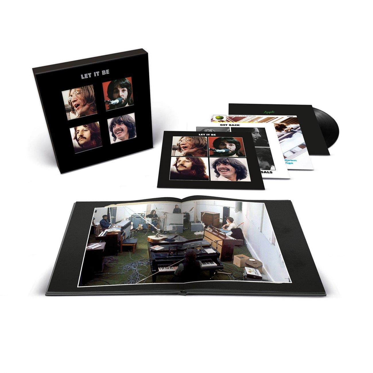 The Beatles - Let It Be [4xLP Box] (50th Anniversary)