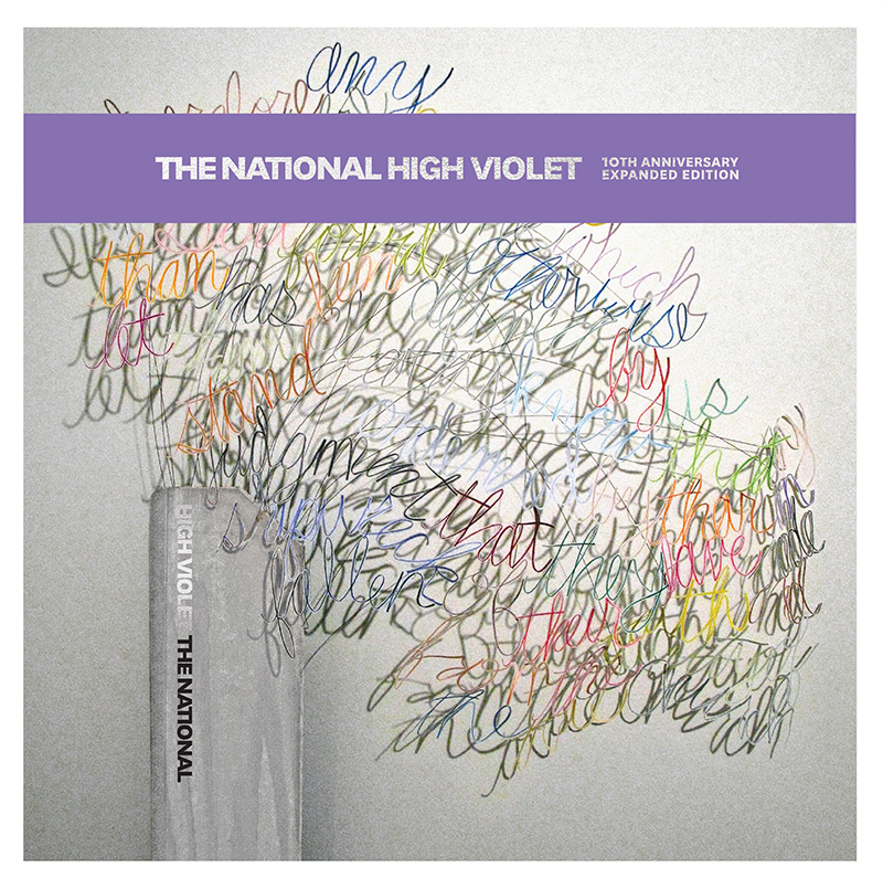 The National - High Violet [3xLP] (10 aniv. Expanded Edition)