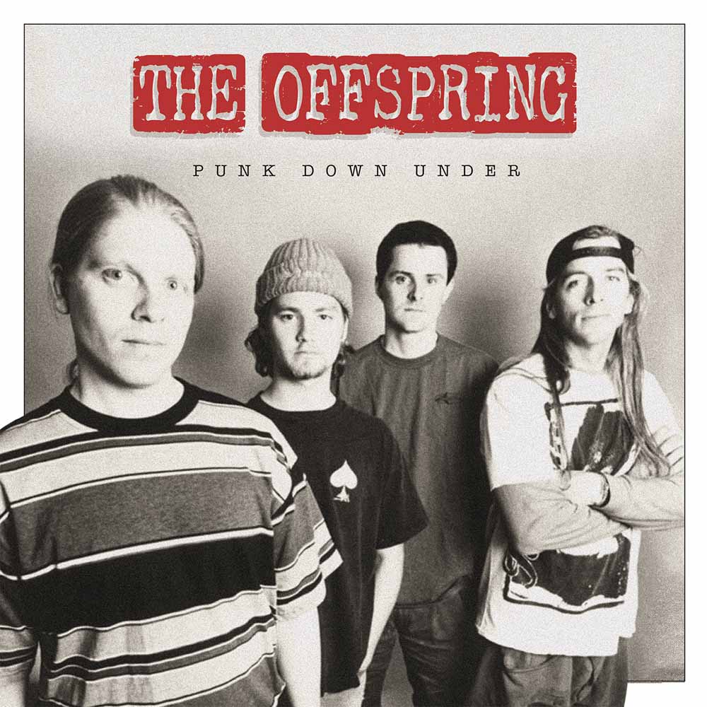 The Offspring - Punk Down Under [2xLP]