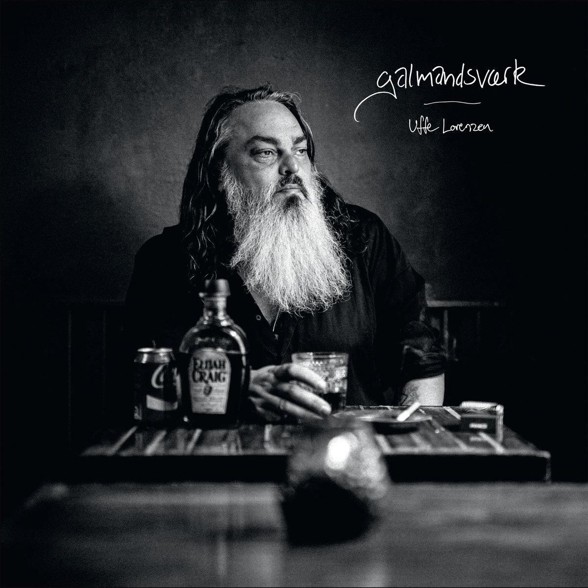 Uffe Lorenzen – Galmandsværk [LP]