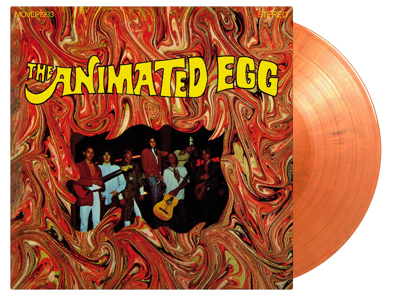 Animated Egg - Animated Egg [LTD LP]