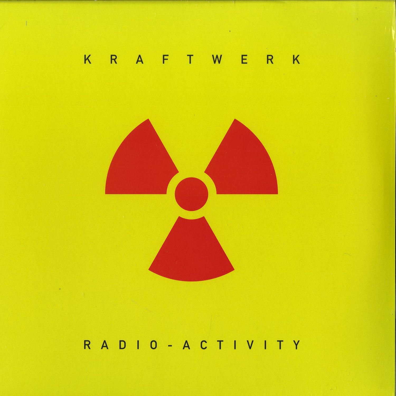 Kraftwerk - Radio-Aktivität [LP]