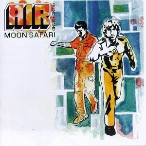 Air - Moon Safari [LP]