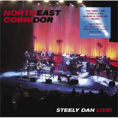 Steely Dan - Northeast Corridor: Steely Dan Live [LP]