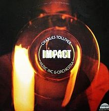 Charles Tolliver / Music Inc & Orchestra - Impact [LP]
