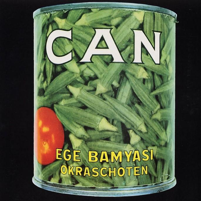 Can - Ege Bamyasi [LTD LP] (Green vinyl)