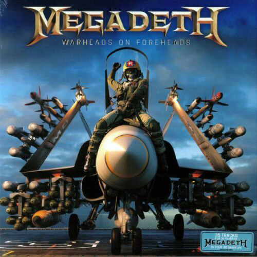 Megadeth - Warheads On Foreheads [4xLP]