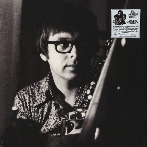 Erik Andresen's Quartet - GIP [LP]