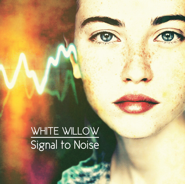 White Willow - Signal To Noise [LP] (Clear vinyl)