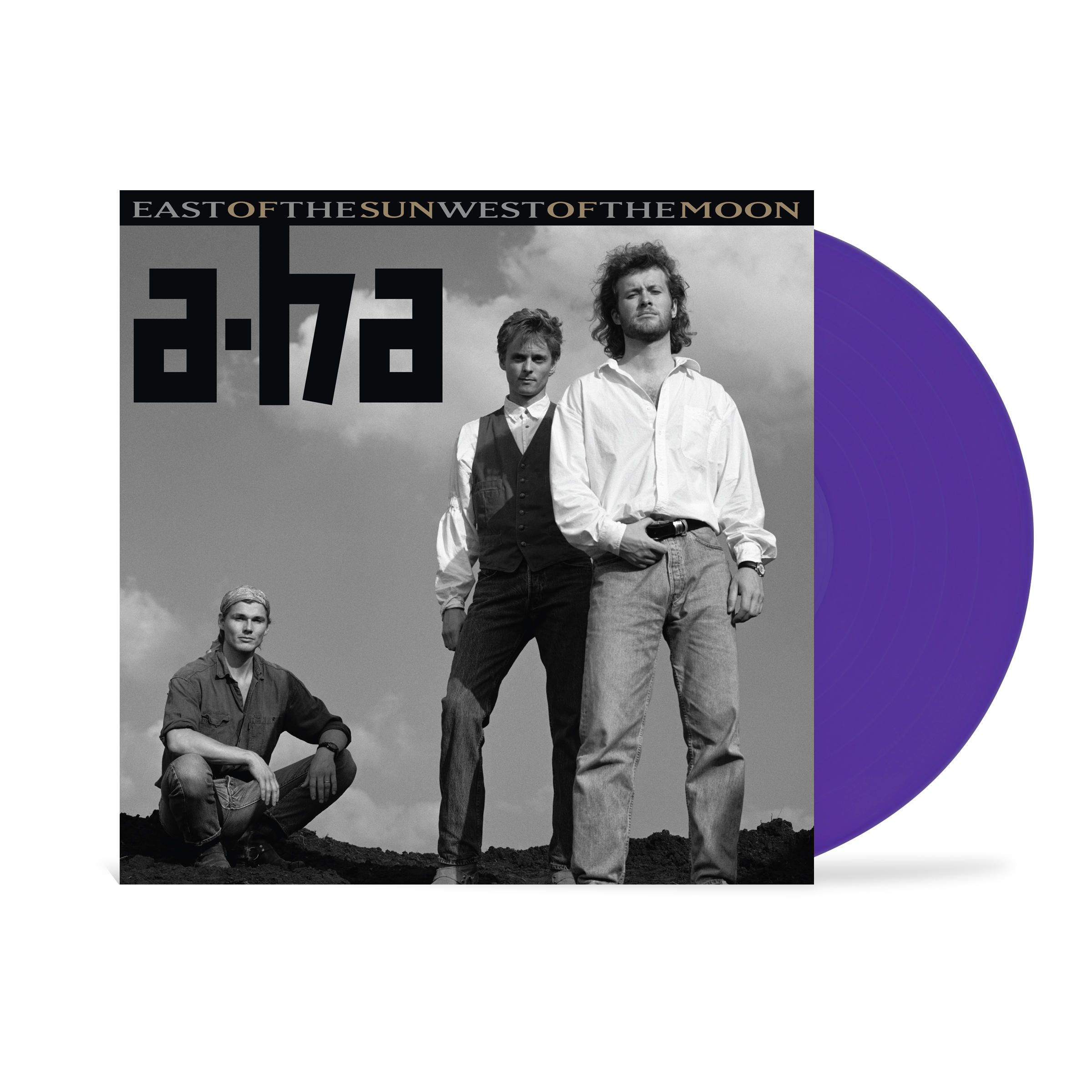 a-ha - East Of The Sun West of The Moon [LTD LP] (Purple vinyl)