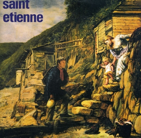 Saint Etienne - Tiger Bay [LP]