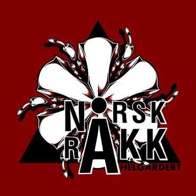 Norsk Råkk - Helgardert [LP]