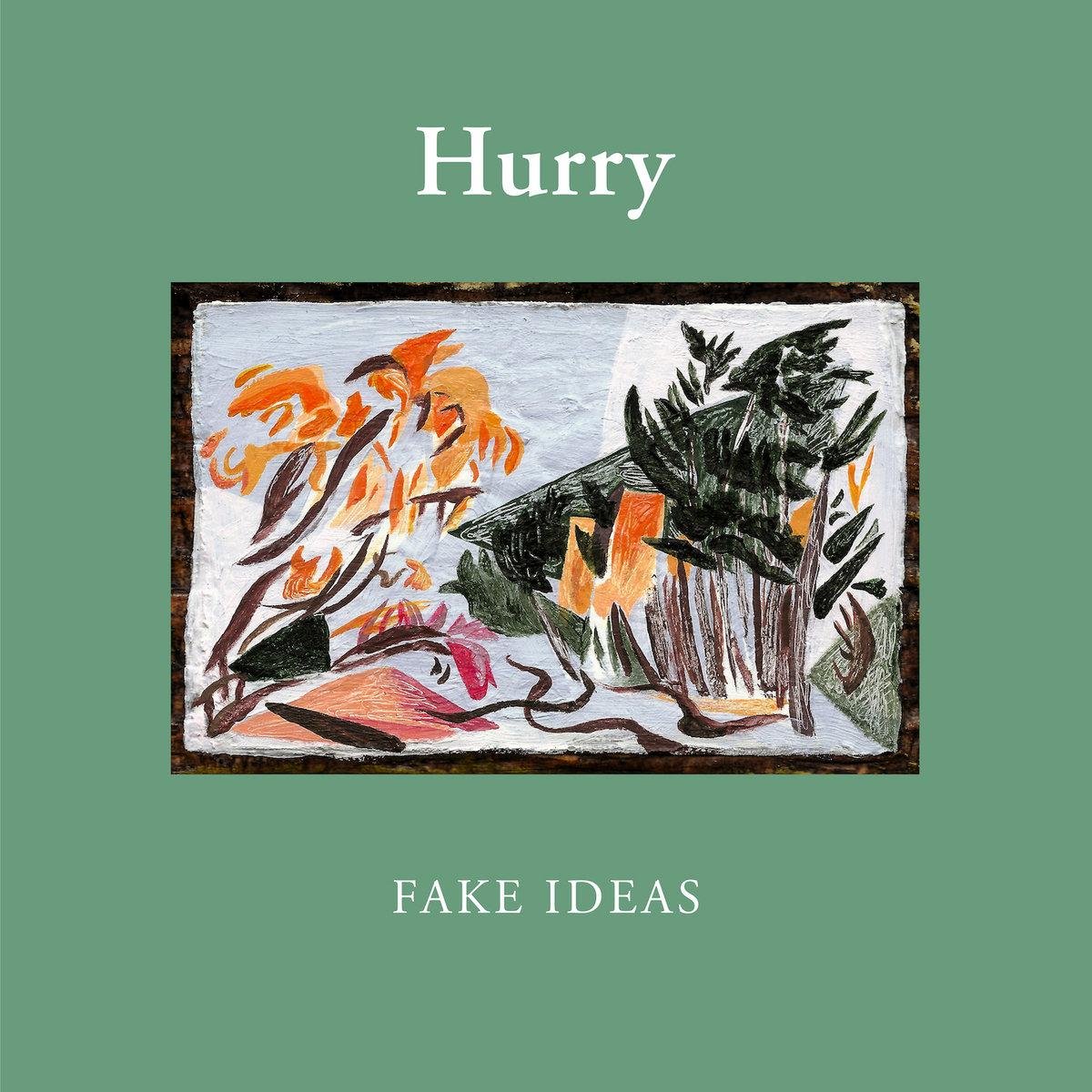 Hurry - Fake Ideas [LP]