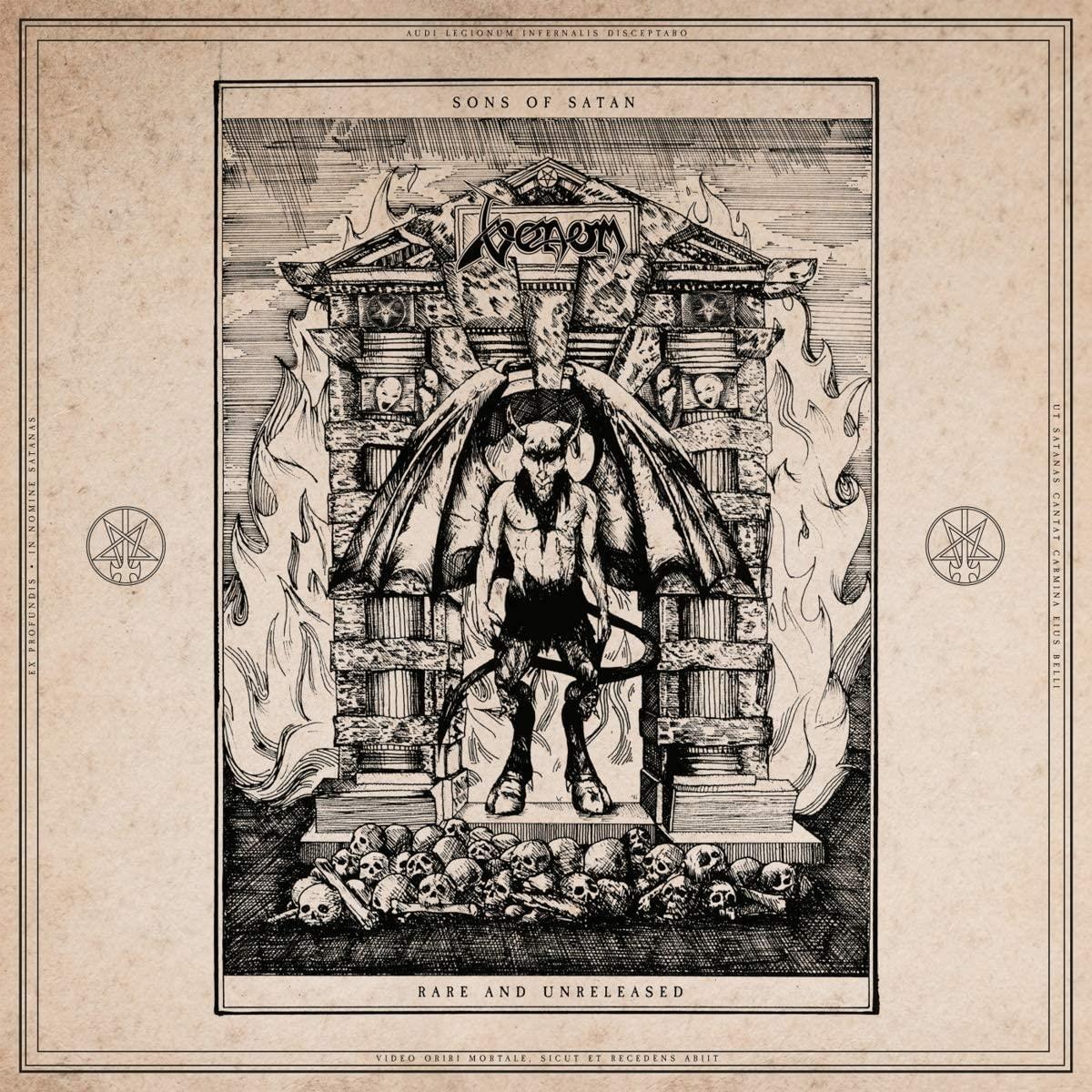 Venom - Sons of Satan [2xLP]