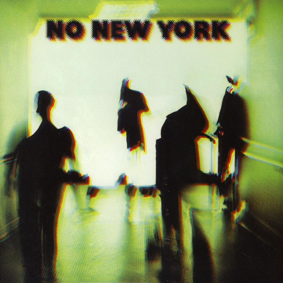 V/A - No New York [LP]