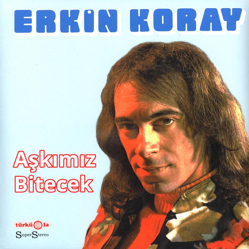 Erkin Koray - Askimiz Bitecek [LP]