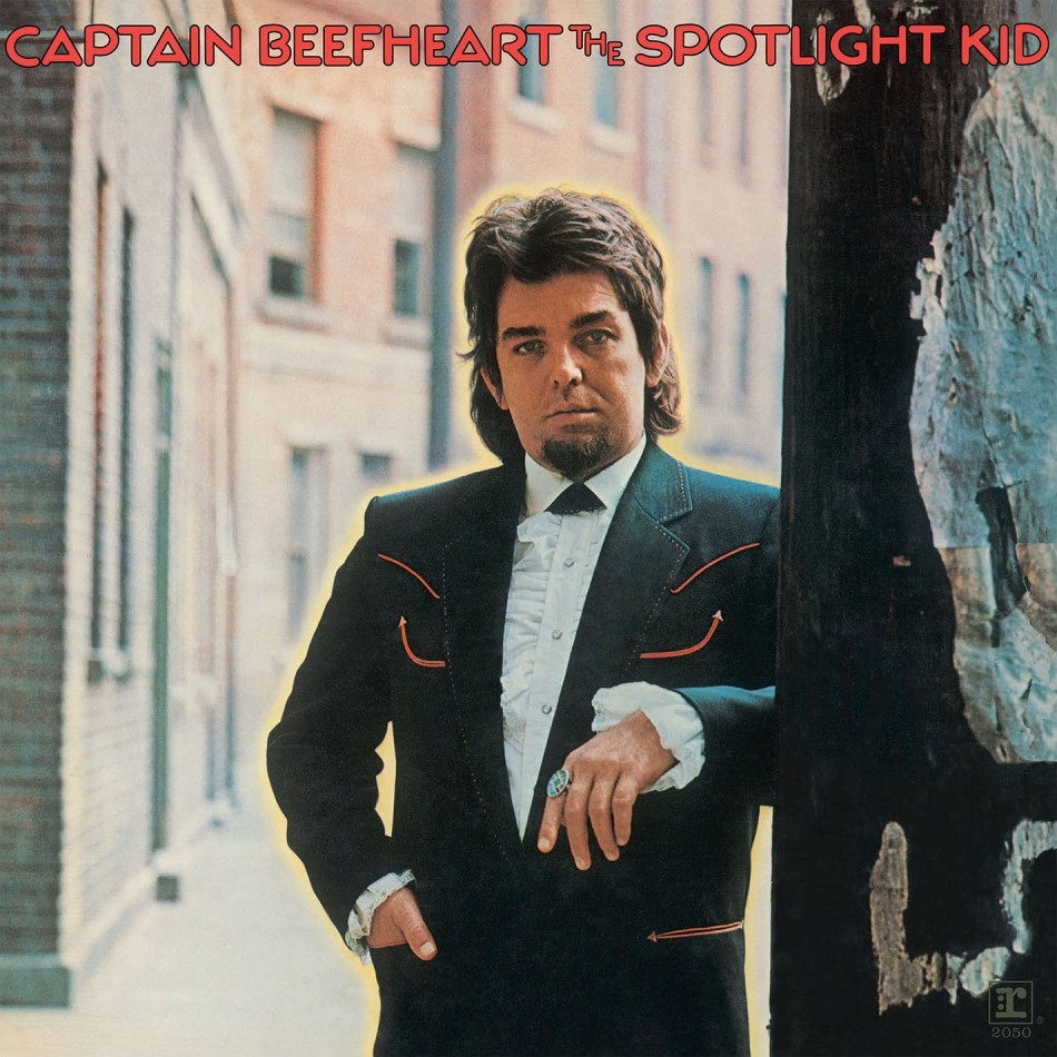 Captain Beefheart – The Spotlight Kid [LP]