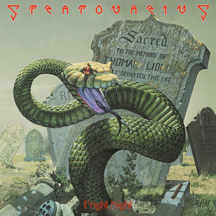 Stratovarius - Fright Night [LTD LP] (Flaming Coloured Vinyl)
