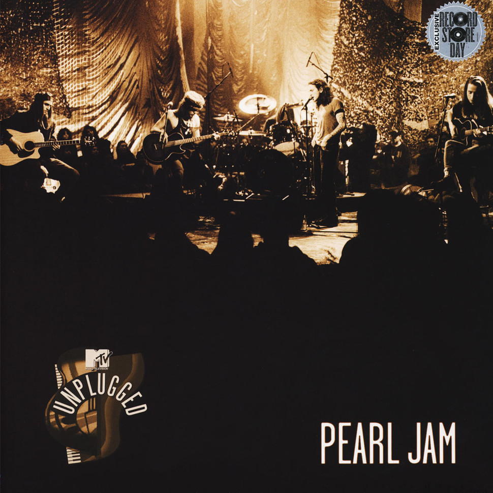 Pearl Jam – MTV Unplugged [LP]