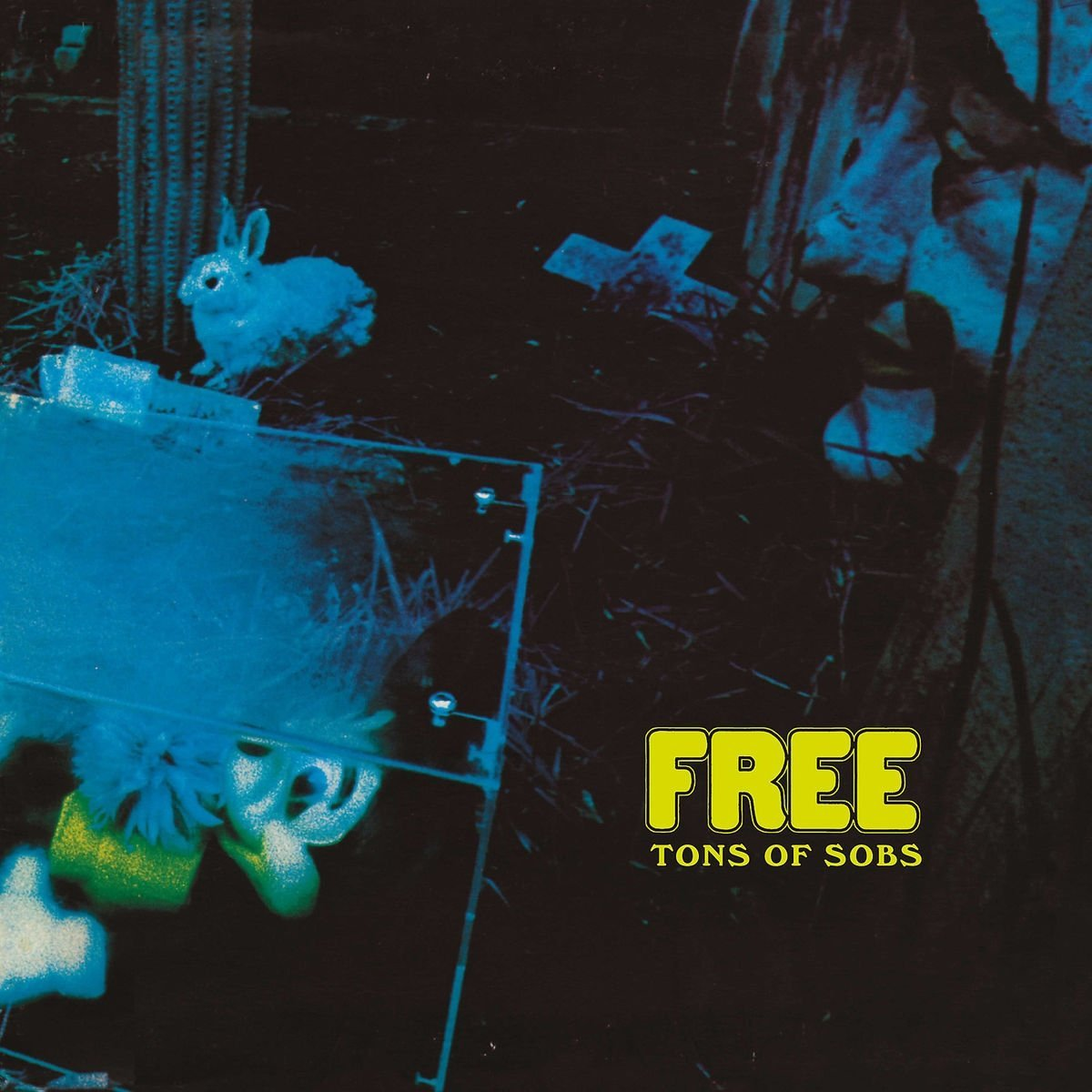 Free - Tons Of Sobs [LP]