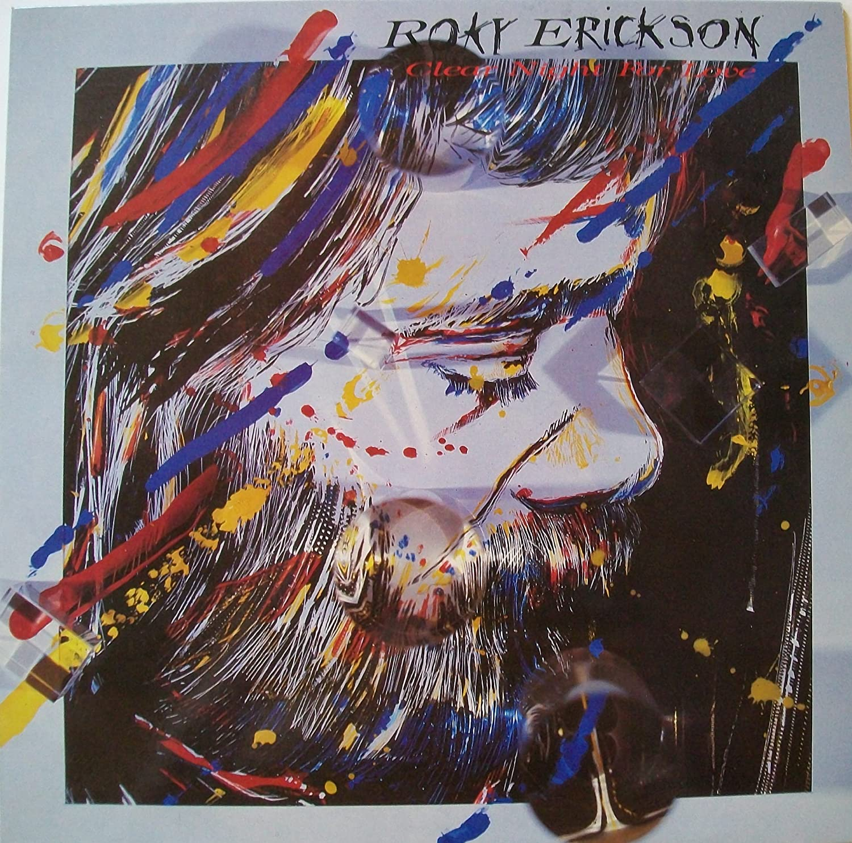 Roky Erickson - Clear Night For Love [LP]