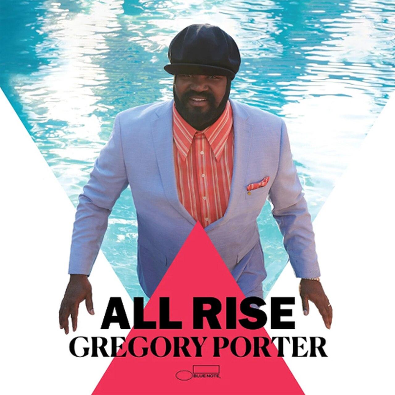 Gregory Porter - All Rise [LTD 2xLP] (Coloured vinyl)