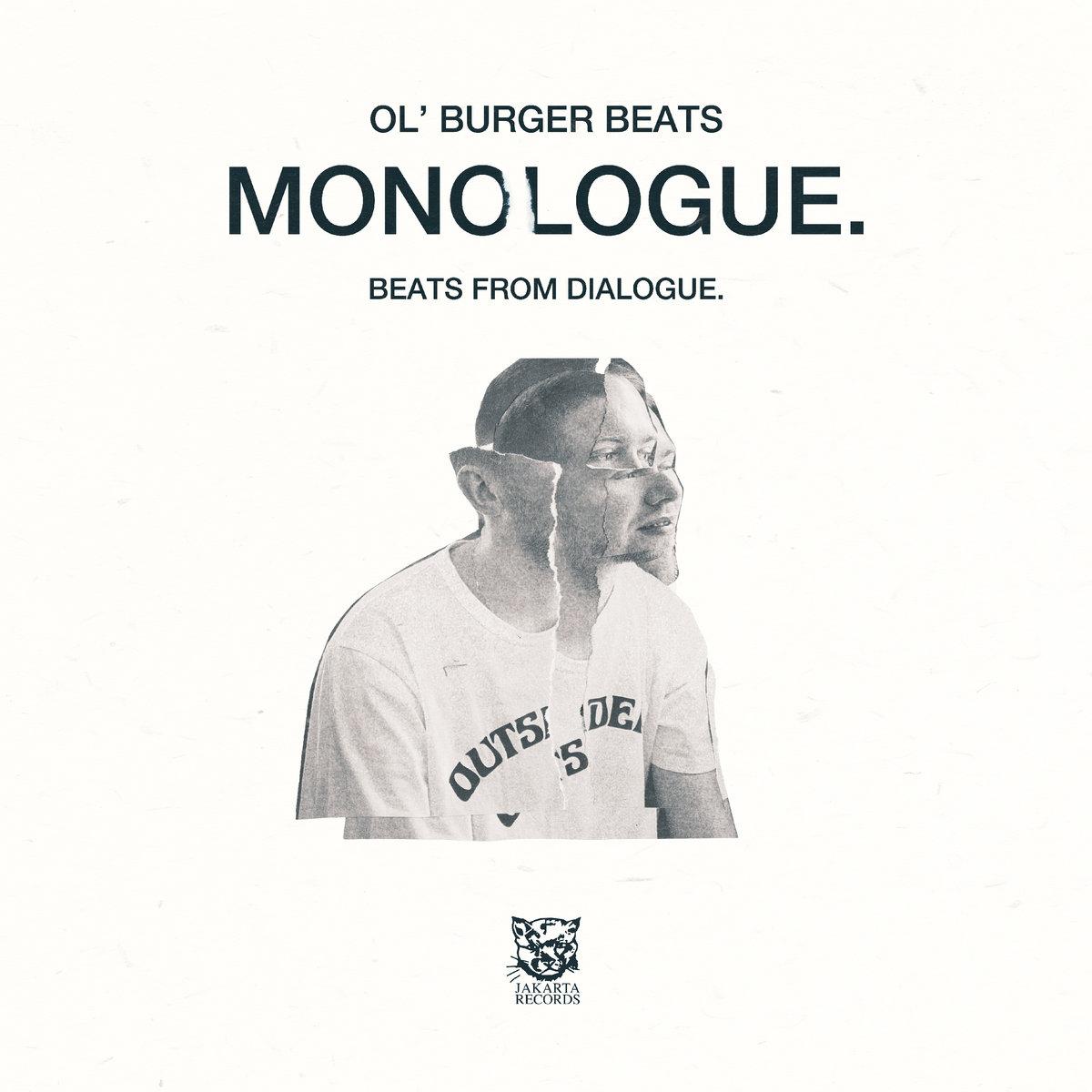 Ol' Burger Beats - Monologue. [LP]