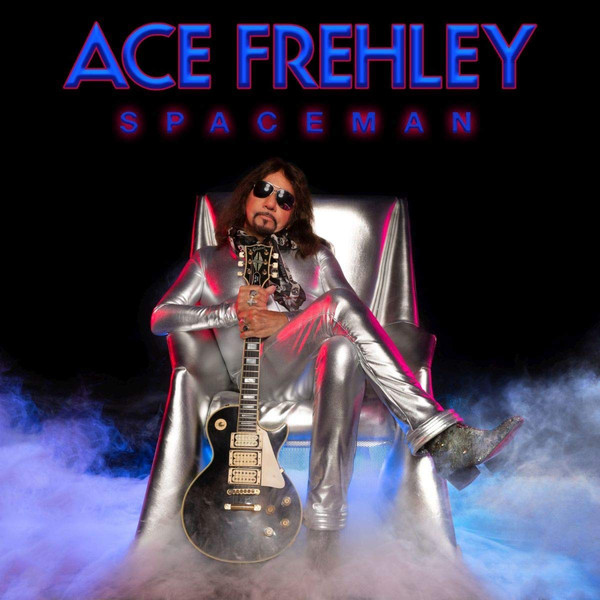 Ace Frehley - Spaceman (Violet Vinyl) [LP+CD]