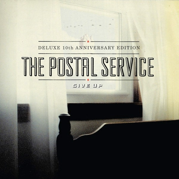 The Postal Service - Give Up [LP]