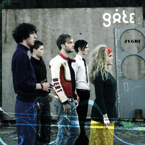 Gåte - Jygri [2xLP] (Clear vinyl)