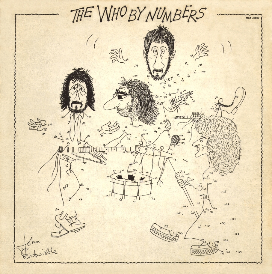 The Who - Who by Numbers [LP]