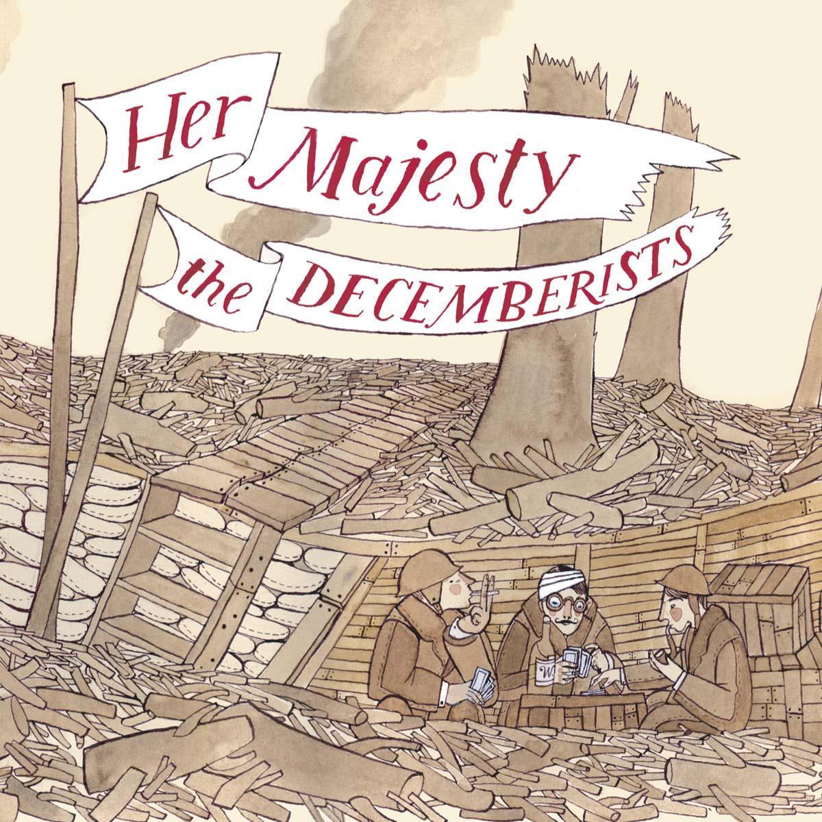 Decemberists - Her Majesty The Decemberists [LP]