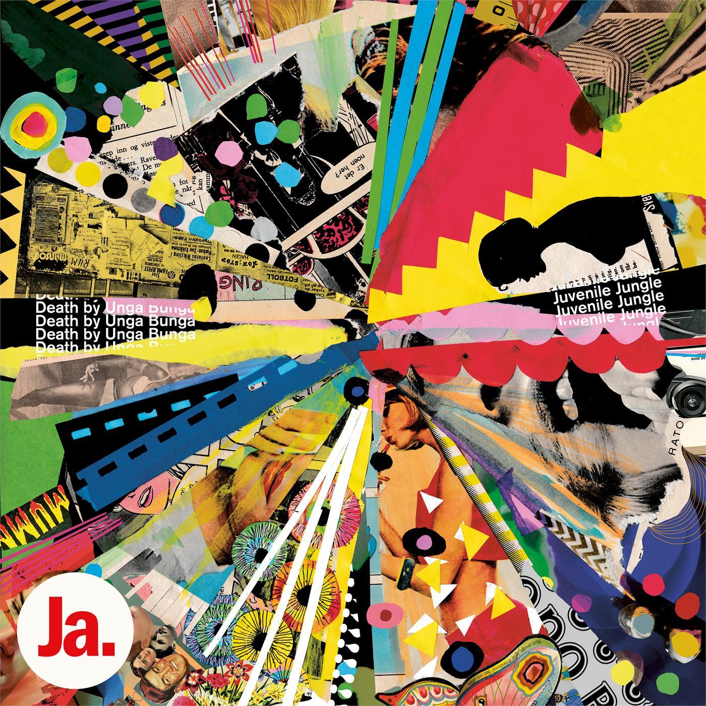 Death By Unga Bunga - Juvenile Jungle [LP]