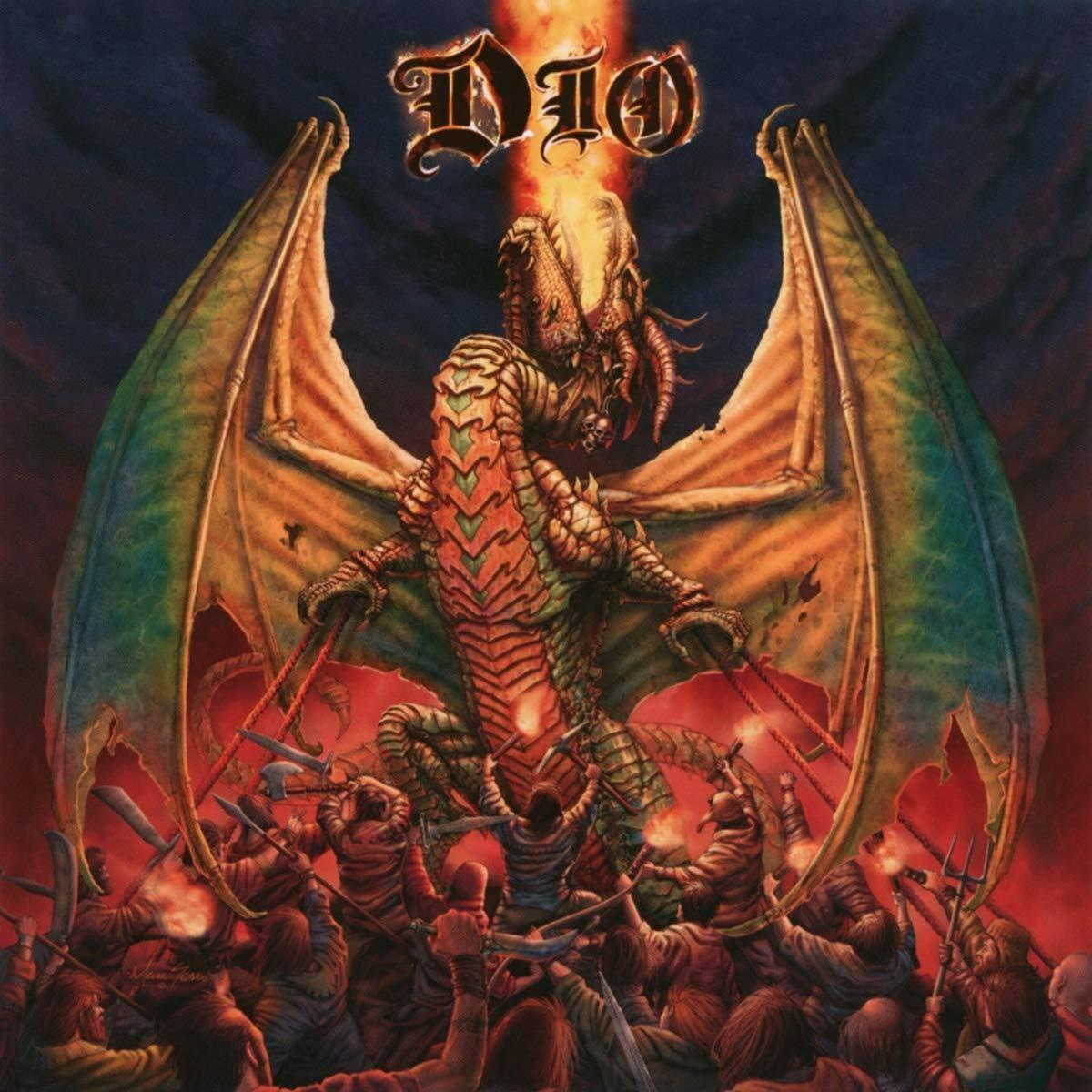Dio - Killing The Dragon [LTD LP]