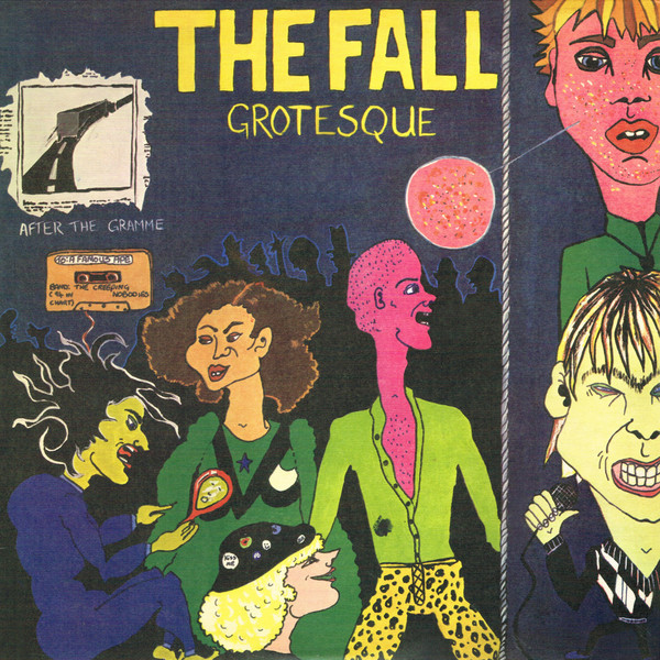The Fall - Grotesque (After The Gramme) [LP]