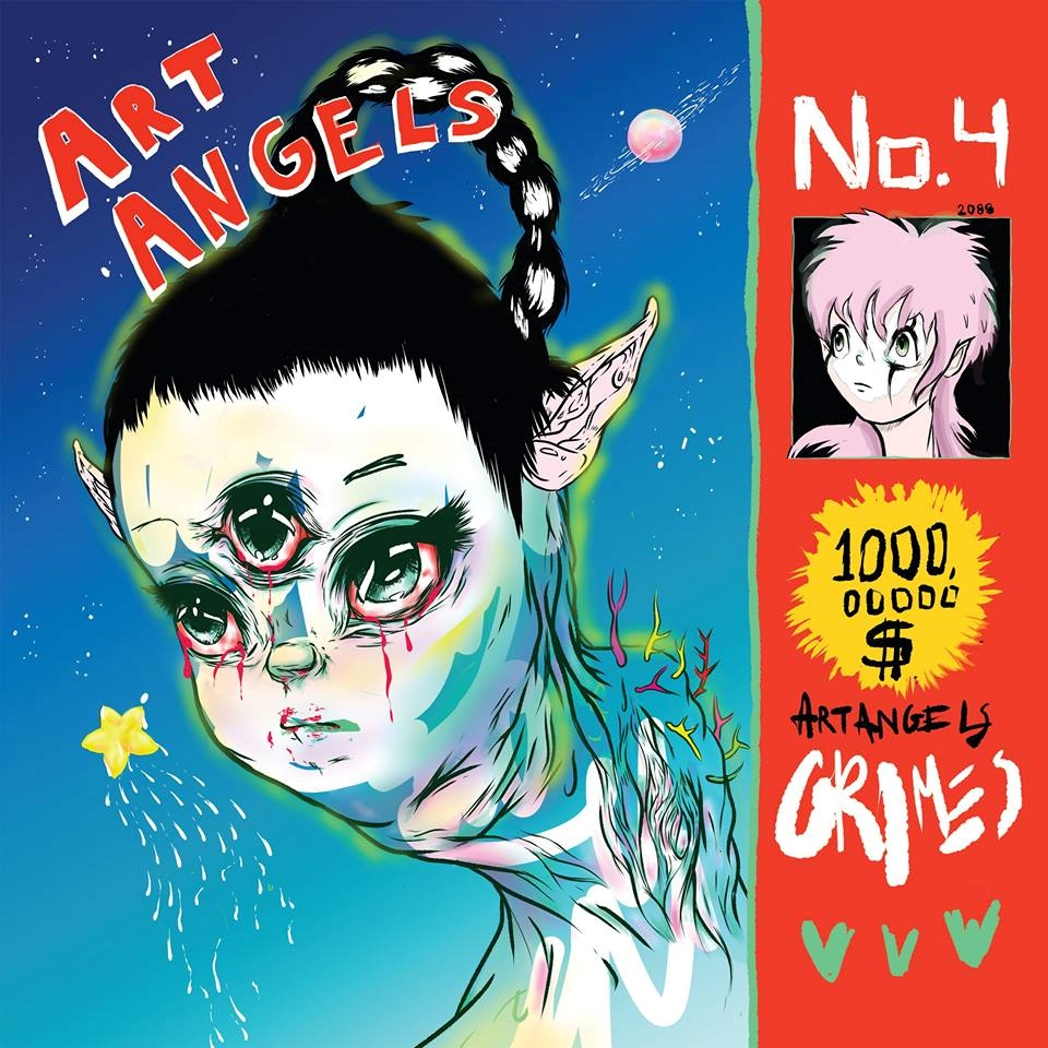 Grimes - Art Angels [LP]