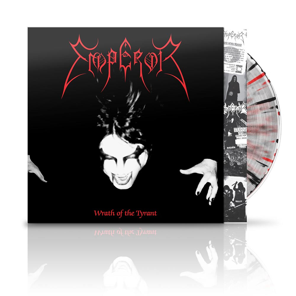 Emperor - Wrath Of The Tyrant [LTD LP] (Splatter vinyl)