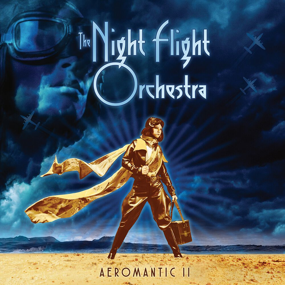 The Night Flight Orchestra - Aeromantic II [2xLP]
