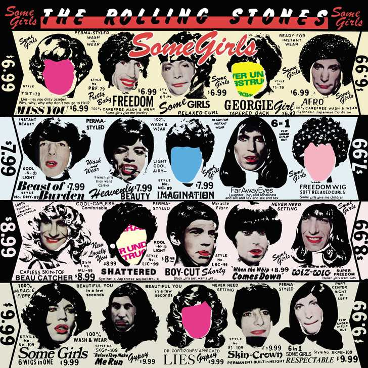 The Rolling Stones - Some Girls [LP]