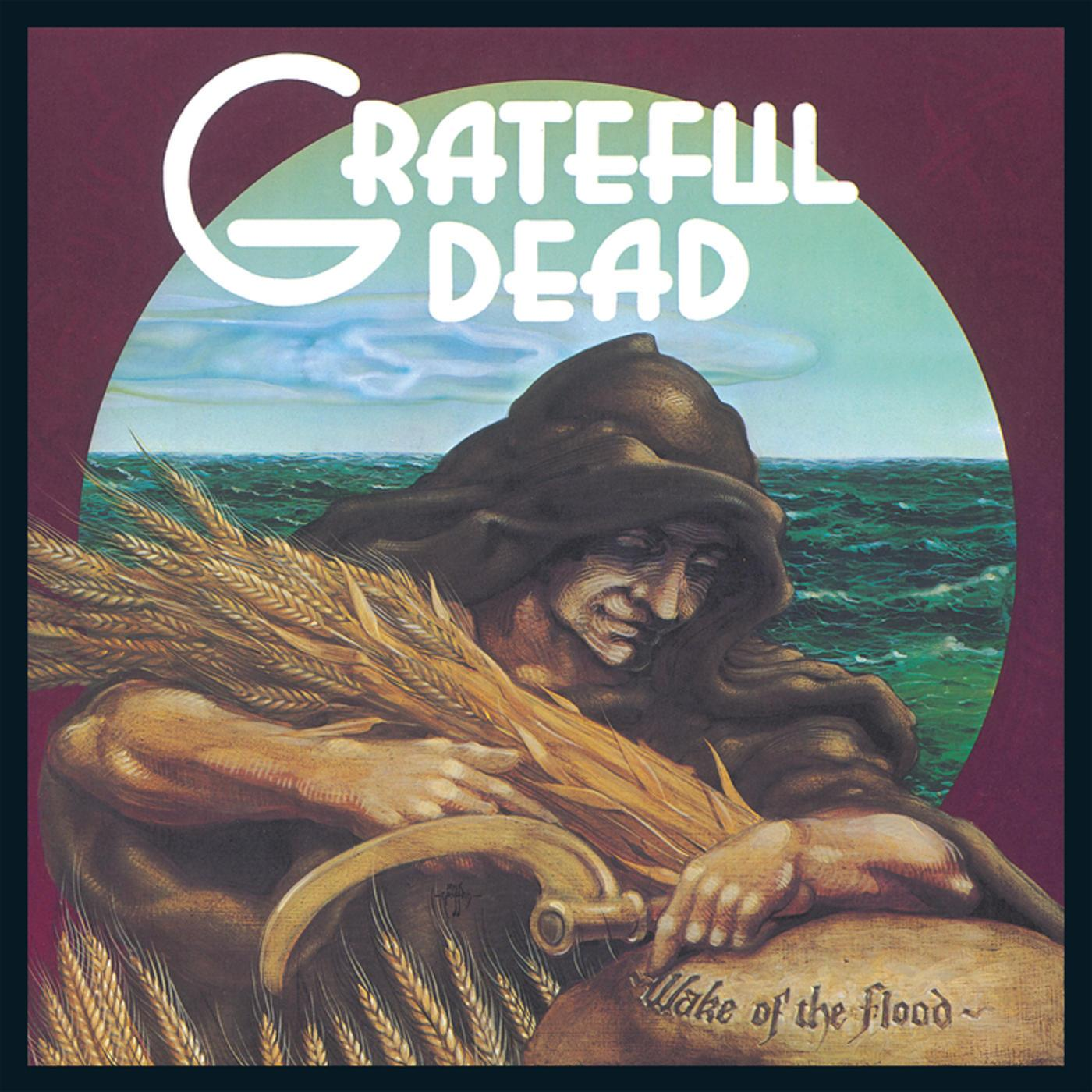 Grateful Dead - Wake of the Flood [LTD LP]