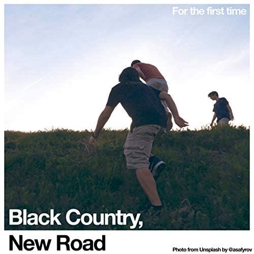 Black Country, New Road - For The First Time [LTD LP] (White Vinyl)