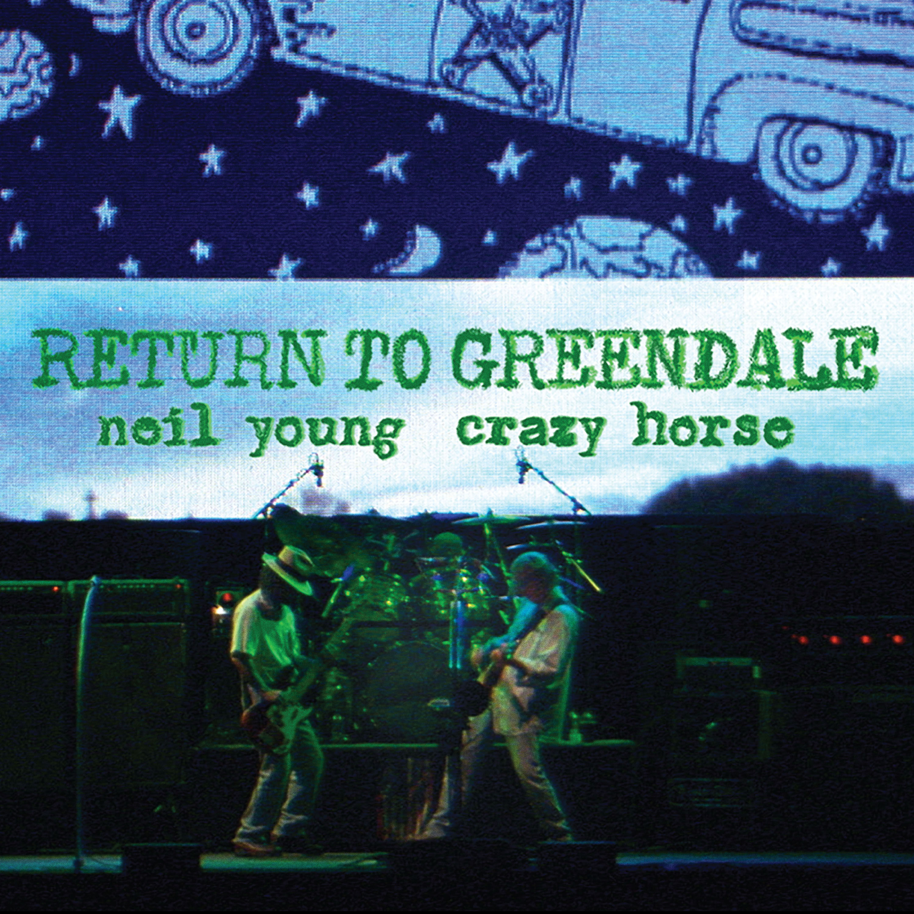 Neil Young & Crazy Horse - Return To Greendale [2xLP]