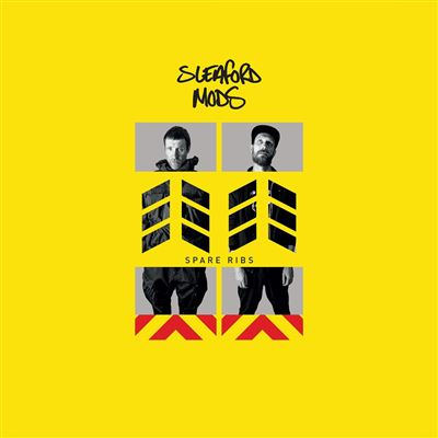 Sleaford Mods - Spare Ribs [LP]