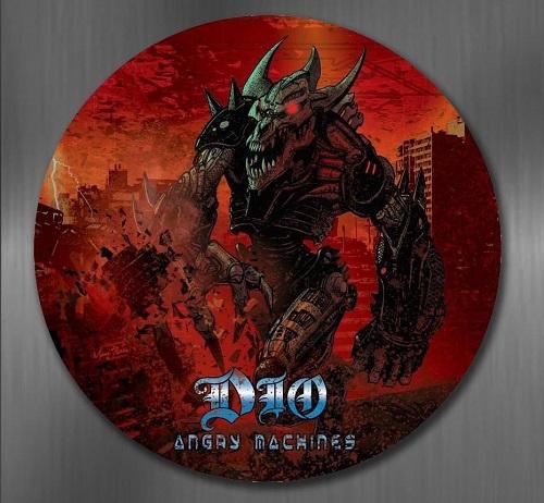 "Dio - God Hates Heavy Metal [LTD 12""] (Picture Disc] (RSD21)"