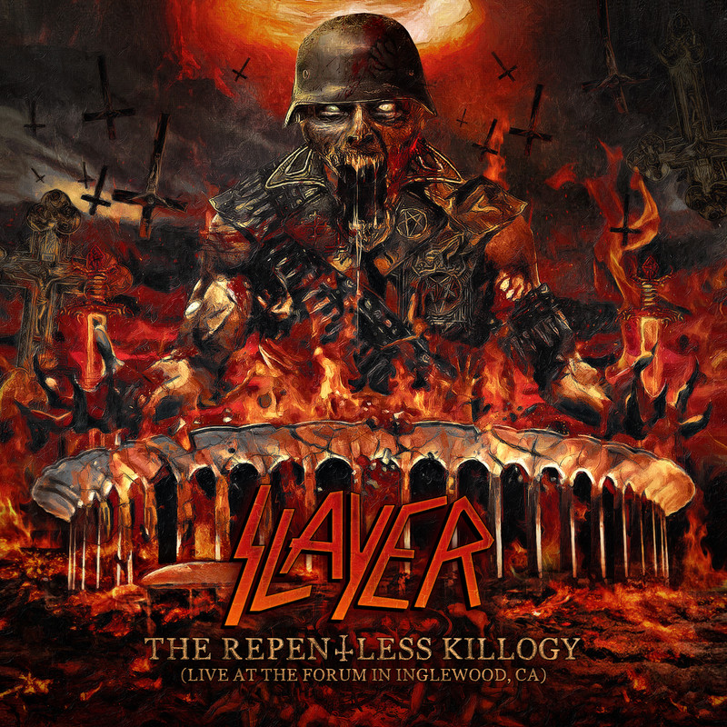 Slayer - Repentless Killogy (Live) [2xLP Pic. Disc]