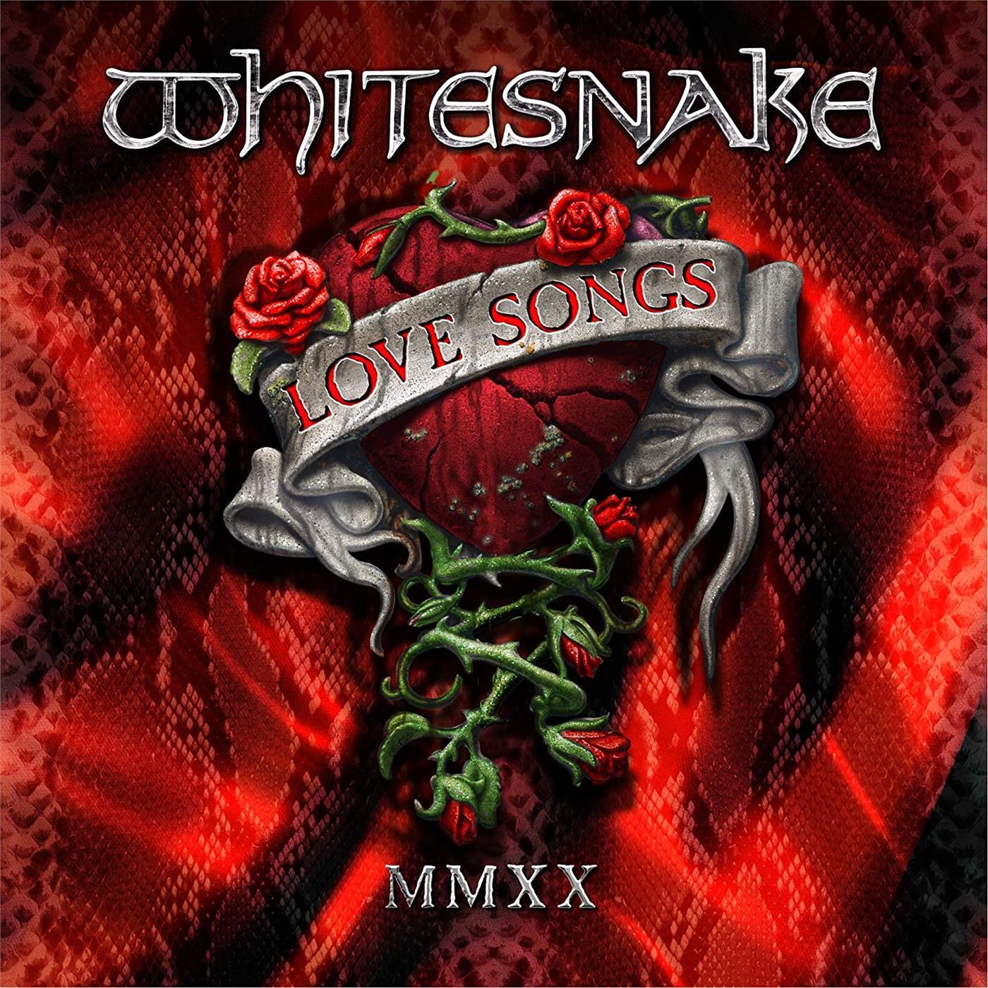 Whitesnake - Love Songs [LTD 2xLP] (Red vinyl)