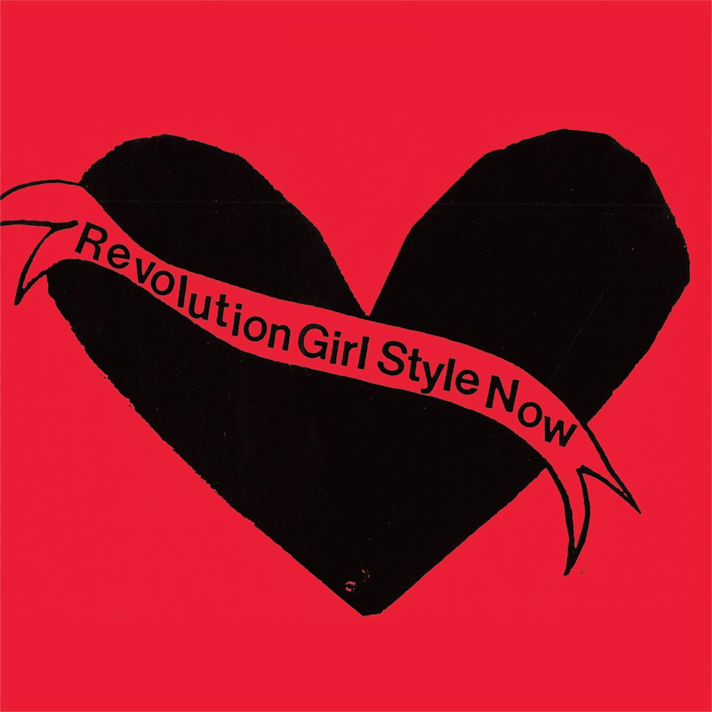 Bikini Kill - Revolution Girl Style Now [LP]