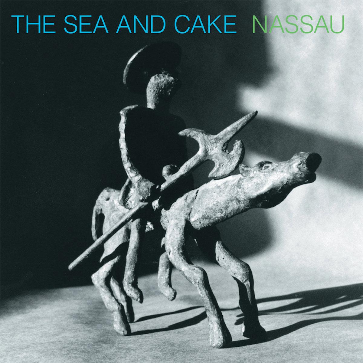 The Sea And Cake - Nassau [2xLP] (opaque Pink Vinyl)